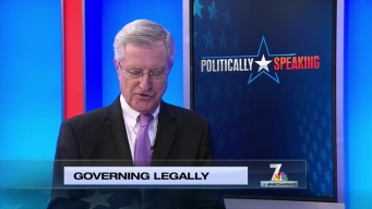 Politically Speaking: Governing Legally, Pt. II