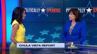 Politically Speaking: The Chula Vista Report