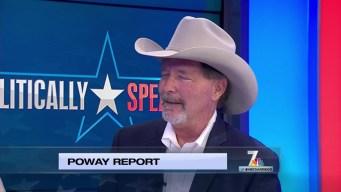 Politically Speaking: Poway Report