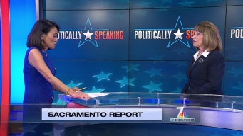 Politically Speaking: Sacramento Report