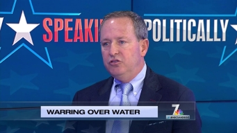 Politically Speaking: Warring Over Water