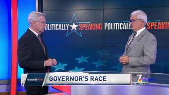 Politically Speaking: Governor's Race