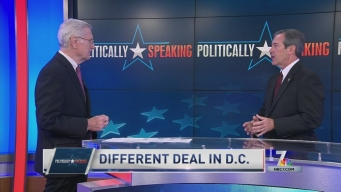Politically Speaking: Different Deal in D.C.