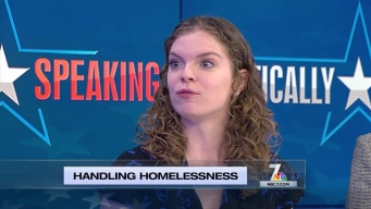 Politically Speaking: Handling Homelessness, Part II