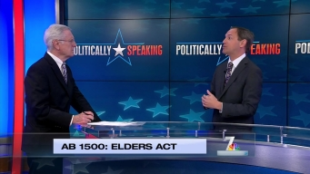 Politically Speaking: AB 1500, the Elders Act