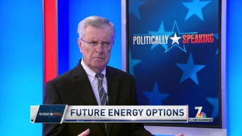 Politically Speaking: Energy of Choice