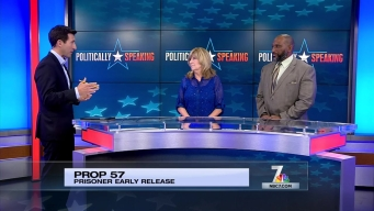 Politicially Speaking on Prop 57 - Part I