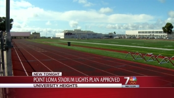 School Board Approves Lights at Point Loma HS