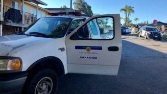 Man in Stolen Park Ranger Truck Prompts High-Speed Chase