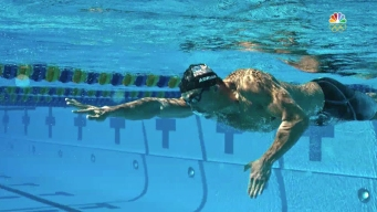 Michael Phelps' Love-Hate Relationship With the Pool