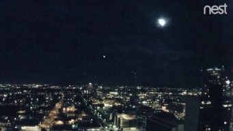 Watch: Bright Light Flashes Across the Sky Over Phoenix