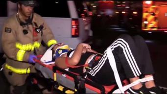 Platform Collapse in Barrio Logan Injures 20+ Children