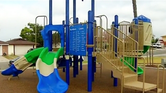 New Playground Comes With an App