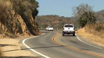 Police Investigate Body Found off Temecula Road