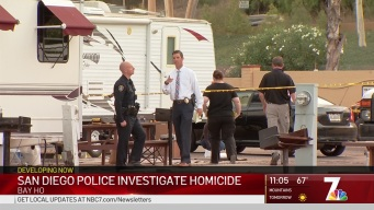 Police Investigate Possible Homicide, Connection to Man's Suicide