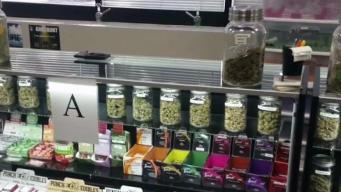 Police Raid Illegal Marijuana Dispensaries