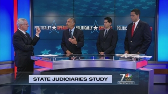 Politically Speaking: State Judiciaries Study