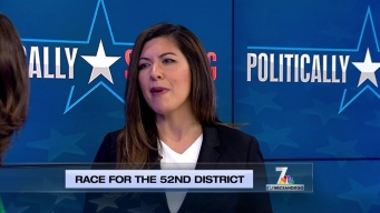 Politically Speaking: Race for 52nd District
