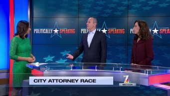 Politically Speaking: Race for City Attorney