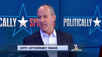 Politically Speaking: Race for City Attorney, Pt. II