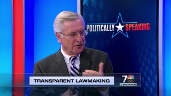 Politically Speaking: Transparent Lawmaking