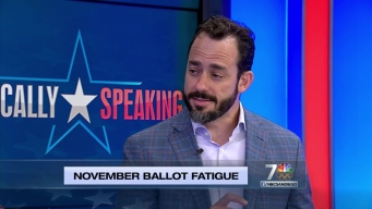 Politically Speaking: The Crowded Ballot Lineup