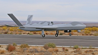 Updated 'Predator' Aircraft Makes Virgin Flight