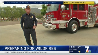 Preparing for Wildfires