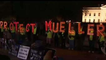 Protests Held in San Diego to Protect Mueller Investigation