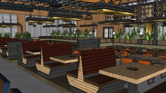 Puesto's New Brewery and Restaurant Will be Biggest Yet