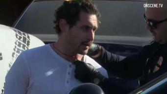 Pursuit Suspect Breaks Into Family's Home Seeking Hiding Place