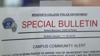 Racist Hate Speech Found on Campus at Mira Costa College