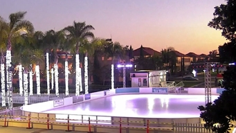 Rady Children's Ice Rink Returns to Liberty Station