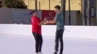 Rady Children's Ice Rink Open for Visitors
