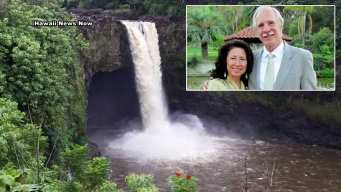 Vigil Held for Local Couple Who Died in Hawaii