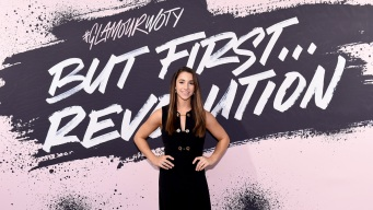 Raisman Embraces Role as 'Fierce' Advocate for Abuse Victims