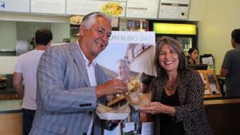 Rubio's Restaurant Co-Founder Honored