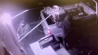 Watch: Men Drag Stolen ATM Out of Ramona Market