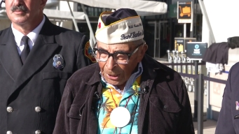 104-Year-Old Pearl Harbor Survivor Heads to Hawaii