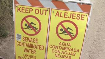 Recurring Sewage Spills Cause Concern in Southbay Residents