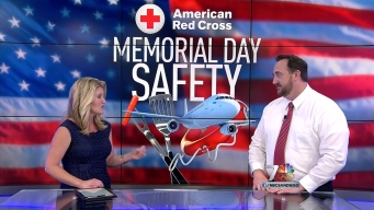 Red Cross Safety Tips for Memorial Day