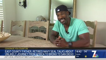 East County SEAL's Life Story Fit for Silver Screen