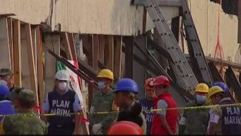 Rescue Efforts in Mexico City Continue After Earthquake