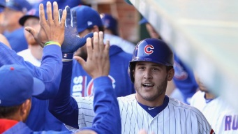 No Retaliation on Rizzo; Padres Silenced By Cubs