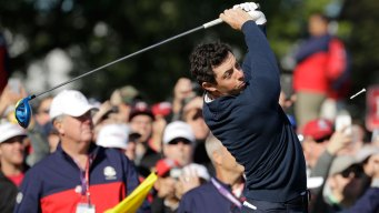 Ryder Cup: Europeans Motivated by Trying to Beat 'Best Team' Assembled