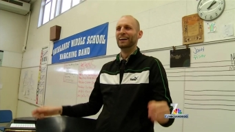 Inspirational Teacher of the Month: Michael Fiedler