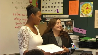 Inspirational Student of the Month: Dezarae Frost
