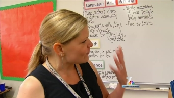 Inspirational Teacher of the Month: Queenie Tinsay