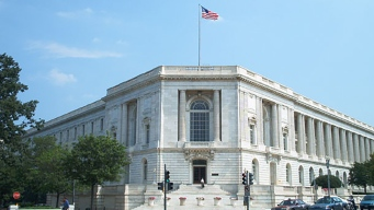 Google Maps Mistakenly Shows 'McCain Senate Office Building'