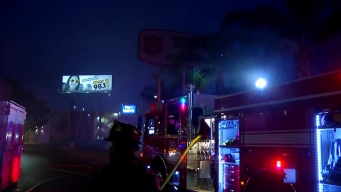 Fire Damages Salvation Army Trailer in Midway